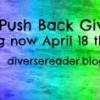 The LGBTQ Push Back Charity Giveaway, And Why I'm Thankful For That Pizza Fundraiser